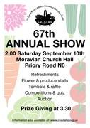 Hornsey Flower & Produce Show