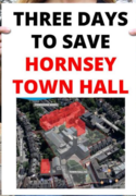 Hornsey Town Hall Rally - 23rd Sep - Earl Haig