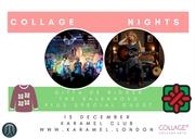 Collage Nights - Gitta de Ridder + The Balkanoes