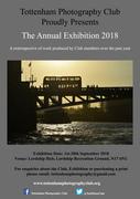 Tottenham Photography Club - Annual Exhibition