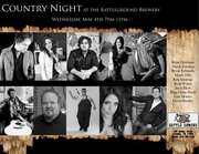 Country Night At the Battleground Brewery