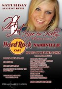Hope for Holly Benefit Concert & Silent Auction at Hard Rock Cafe
