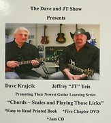 Live In Studio Radio Interview with The Dave and JT Show!