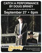 Doug Briney Meet and Greet