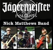 The Nick Matthews Band at Brackins Blues Club