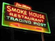 Edgar White & P-E-Z @ Jim Oliver's Smoke House and Trading Post