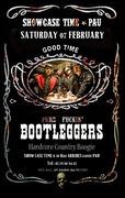 BOOTLEGGERS @Showcase Time Pau