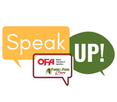 Speak Up for Agriculture Training