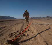 A photojournalist's journey back to the frontline - a photographic record of three weeks in Afghanistan by Sean Power
