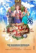5th Annual Brew City Cigar Festival