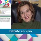Debate en vivo con Janet Patti