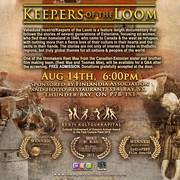 Keepers of the Loom -dokumentin ilmaisesitys / Free screening of the documentary Keepers of the Loom