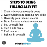 Steps to be Financially Fit