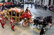 London Walk and Lord Mayors Show