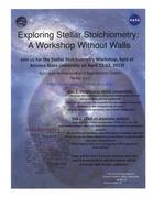 Stellar Stoichiometry Workshop