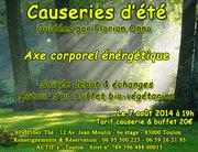 CAUSERIES D'ETE - Toulon (Var)