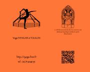 Cours de Yoga Iyengar