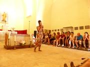séjour de chant par le gospel