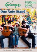 One Note Stand Concert at Idiosmos