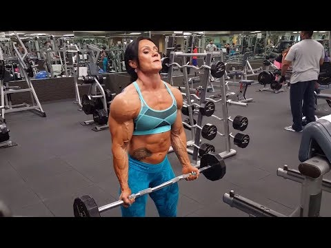 female workout