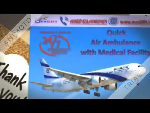 Pick Splendid Air Ambulance Service in Dibrugarh
