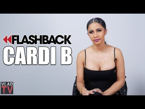 "Cardi B: ""I Do Grimy Things to Guys To Come UP "" (Flashback)"