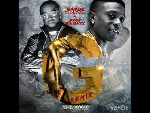 Boosie Badazz X Bandz Cambando(G Remix Audio)