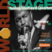 "NOLAN SHAHEED / HENRY FRANKLIN feat. ROY MCCURDY and SAM HIRSH ""Encore Quartet"" [TONIGHT]"