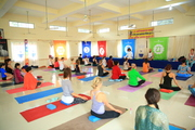 100 Hour Hatha Yoga Teacher Training in Rishikesh India