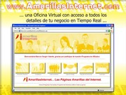 Amarillas Oficina Virtual.