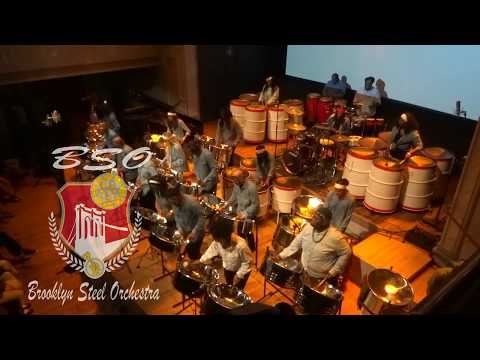"""Let Me Love You - Pan Evolution Steel Orchestra - BSO - Special - """"Pan Is Sweet"""""""