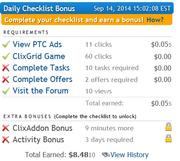 Clixsense tutorial 2014.