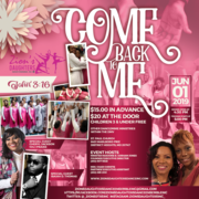 Zion's Daughters Dance Ensemble, Inc. presents COME BACK TO ME