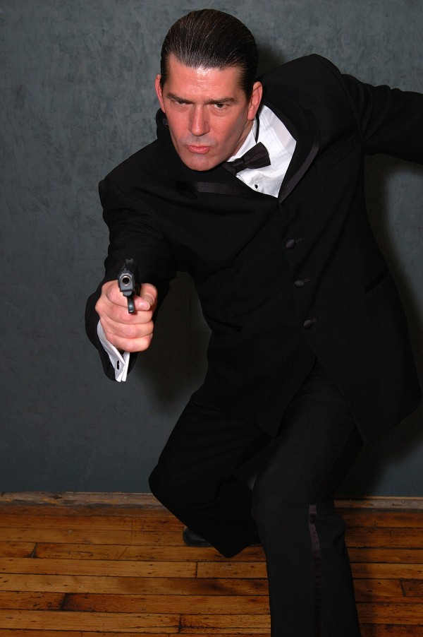 bond007- not quite fast enough, mate.