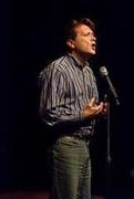 Singing at Club Cafe for the Boston Association of Cabaret Artists