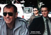 Bill Thorpe with Sean Penn
