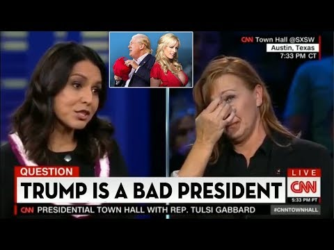 """95% Americans Will Like This: """"Tulsi Gabbard Brilliantly Answers Questions of U.S Citizens"""""""