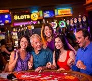 Oxford Casino shoot Maine