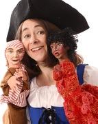 Rachel Skullcap pirate photo