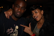 Micahel Djaba - Film Producer  Director - IFactory films and Samona Naomi Williams - Film Director  Producer