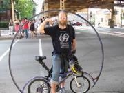 pitchfork cyclist