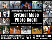 Critical Mass Photo Booth Show: Opening Fri Feb 6