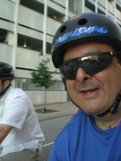 My 1st Critical Mass Ride ever!!!
