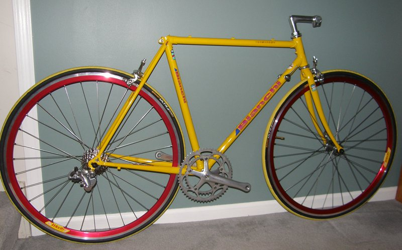 Bianchi Project 9-27-10