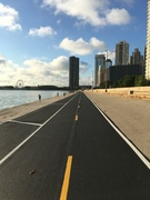 Lakefront Trail Expanion Lane Seperations