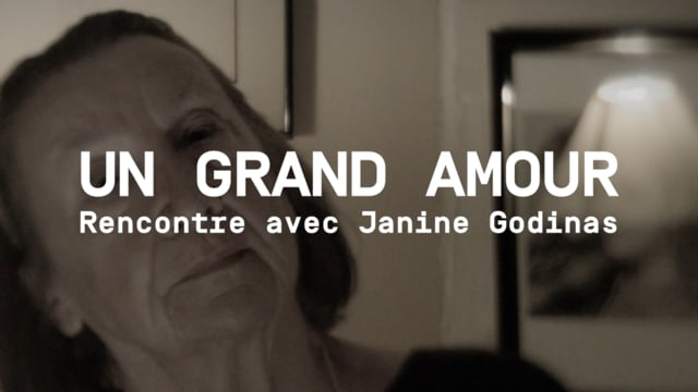 un grand amour : interview 2019