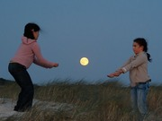 Flirting With the Moon