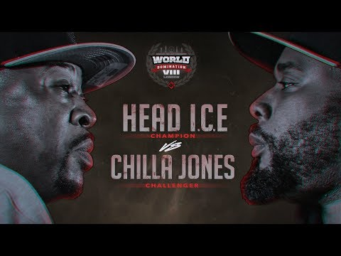 Chilla Jones vs Head I.C.E. (Title Match) | KOTD - #WD8