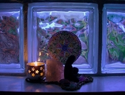 From My Window>>>A Candle Burns4Peace4Tibet4Humanity