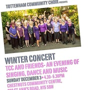 Annual Concert - Tottenham Community Choir